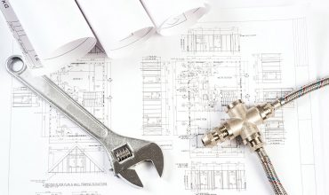 plumbing-and-drawings-construction-still-life-PE3QH5C